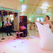 DaVinci venue, Cluj, Transylvania - Wedding first dance