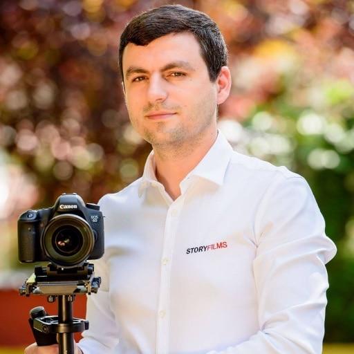 Kalmar Gyula videographer Story Films