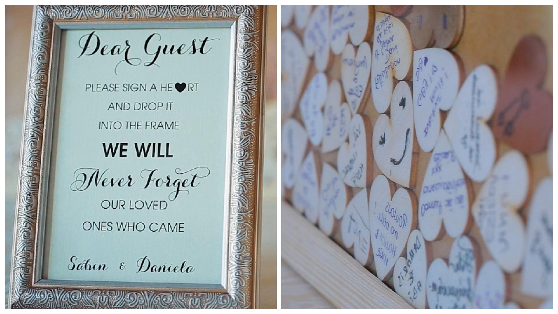 Creative wedding ideas for Baptist wedding
