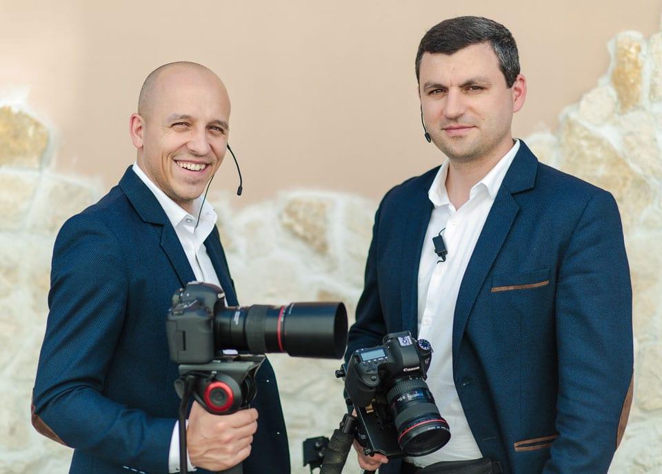 Professional wedding videographer - Story Films